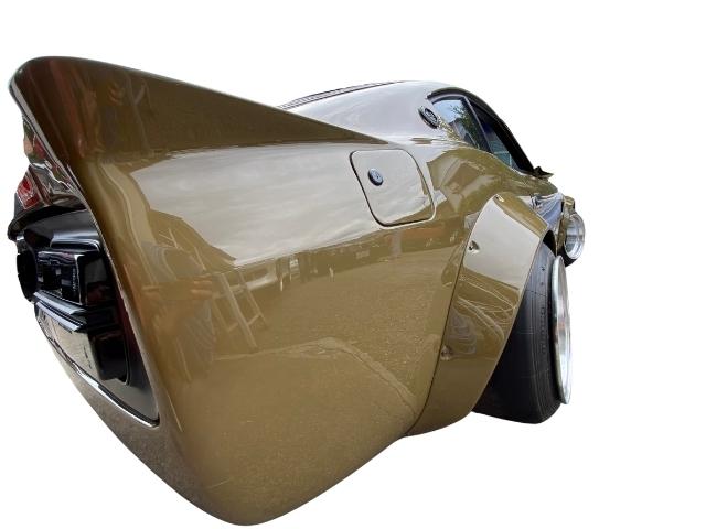 S30 S31 COUPE MODEL 3P リアスポイラー
